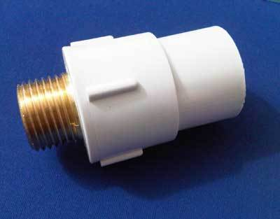 UPVC Male Adapter