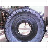 Flap Tyre Moulds