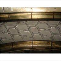 Solid Aluminum Segment