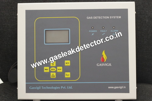 Industrial Gas Leak Detection System