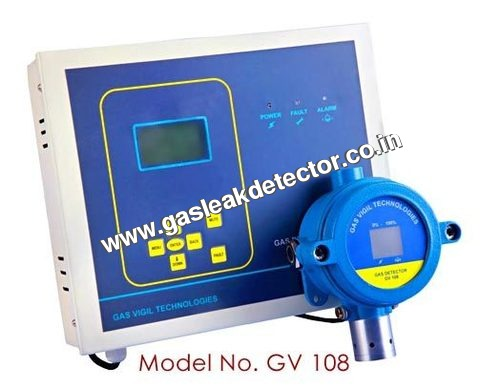 Digital Gas Detection System