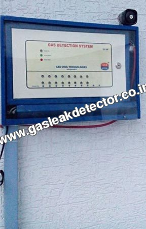 Analog Gas Leak Detector
