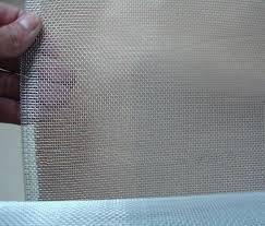 Aluminium Black Coating Wire Mesh