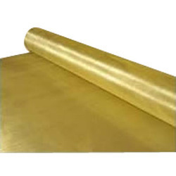 Brass Wire Mesh Roll