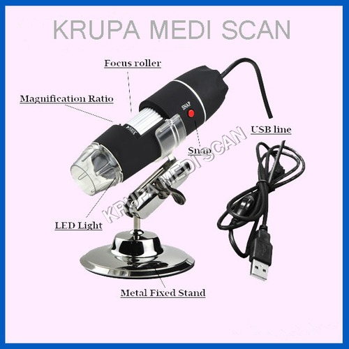 Skin Diagnostic Derma Scope