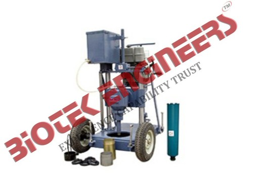 Core Cutting/ Core Drilling Machine( Motorized)