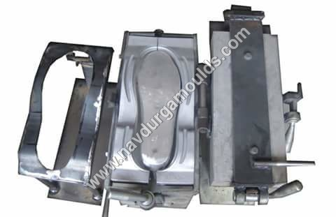 Double Density Safety Shoe Moulds