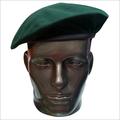Beret Cap Green