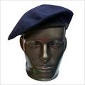 Paper Beret Cap Blue