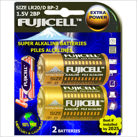 Fujicell Battery