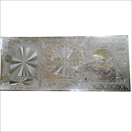 Silver Banknote