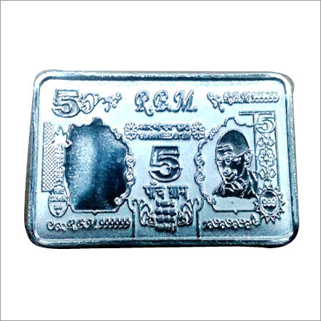 Square Silver Coins