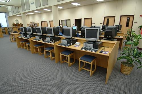 Linear Workstation Furniture