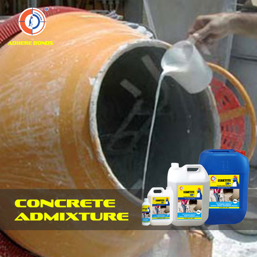 Waterproofing Admixture