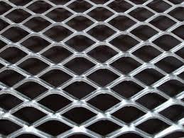 Aluminium Expanded metal Mesh