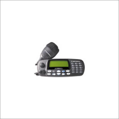 Conventional Display Mobile Radio