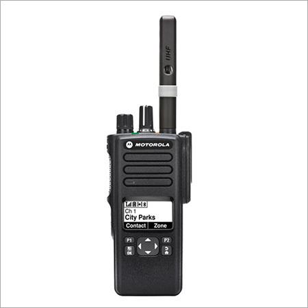 Mototrbo Xir Conventional MDC Mobile Radio