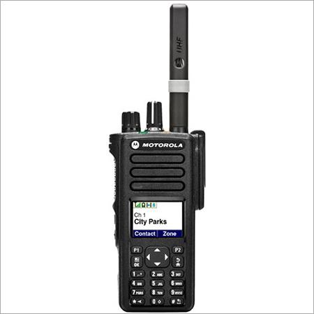Mototrbo Xir1 Conventional MDC Mobile Radio