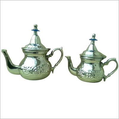 Designer Moroccan Teapot