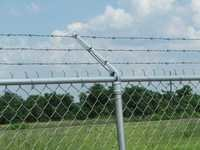 Industrial Barbed Wire