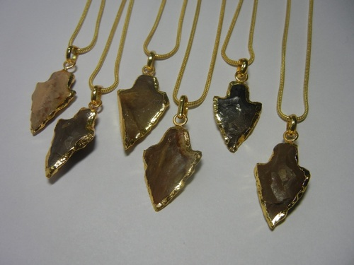 Arrowhead Pendant Necklace-Per Piece