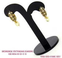 DESIGNER A. D.Earring