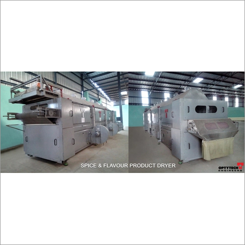 Spices & Flavor Food Drying Plant