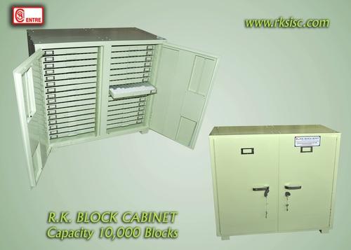 Block Cabinet 10000 Blocks