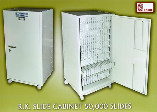 SLIDE CABINET 50000 Slides