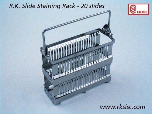 Slide Staining Rack