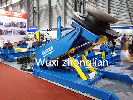 Auto Hydraulic Welding positioner