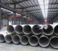 Stainless Steel Welded Pipe / Stainless Steel ERW Pipe