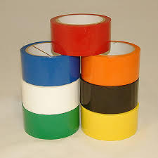 Colourfull Bopp Tape