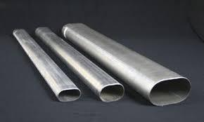 Stainless Steel Oval Pipe / SS Oval Pipe / SS Capsule Pipe