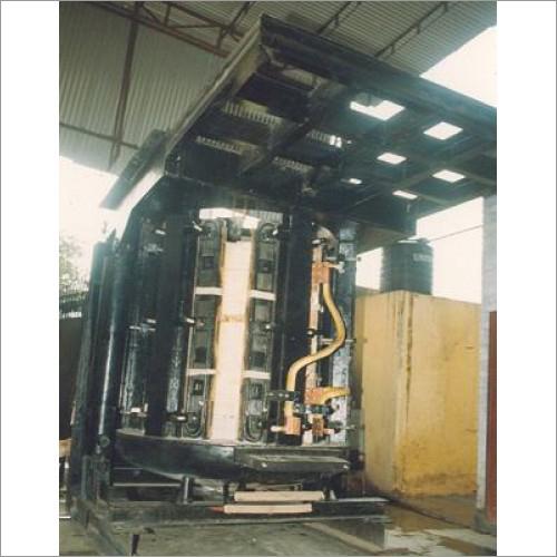 High Capacity Induction Melting Furnace