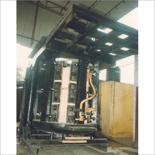 High Capacity Induction Melting Furnace