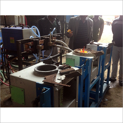 Small Induction Furnace