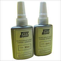 Ultra Violet Light Curing Adhesives