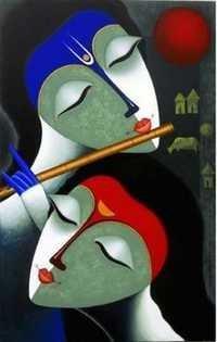 KRISHAN MURARI Mural