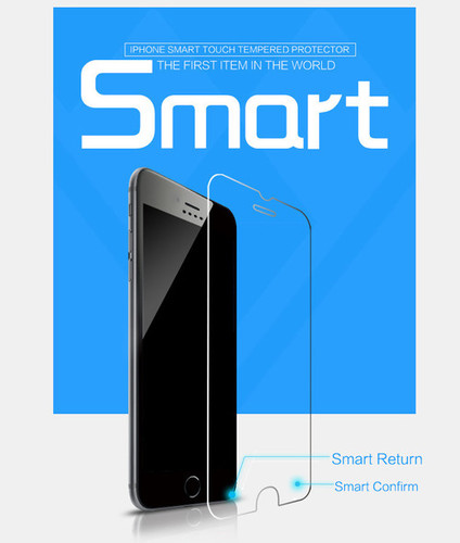 Magic Touch Smart Screen  Tempered Glass Protector