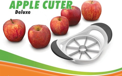 Stainless Steel Deluxe Apple Cutter