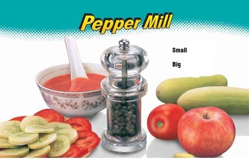 SS PEPPER MILL