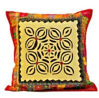 Kantha Decorative Throw Pillow