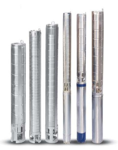 International Range of Submersible Pumps