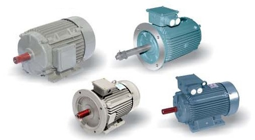 Squirrel Cage Induction Motor (Three Phase)