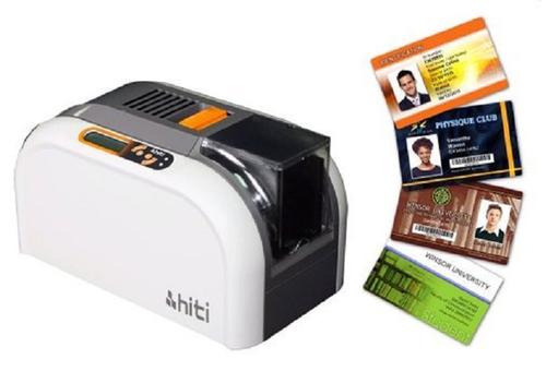 Hiti CS 200e Single/Dual Side PVC Card Printer