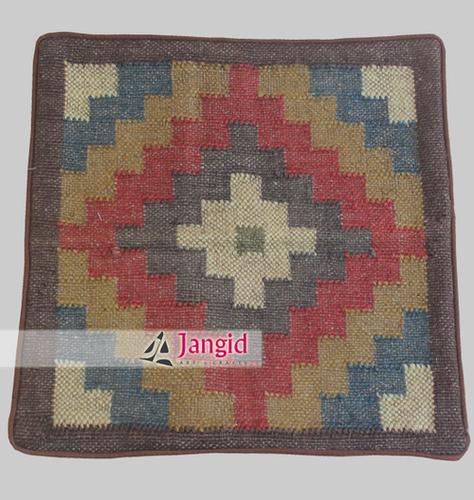 Indian Wool Fabric Bath Mat