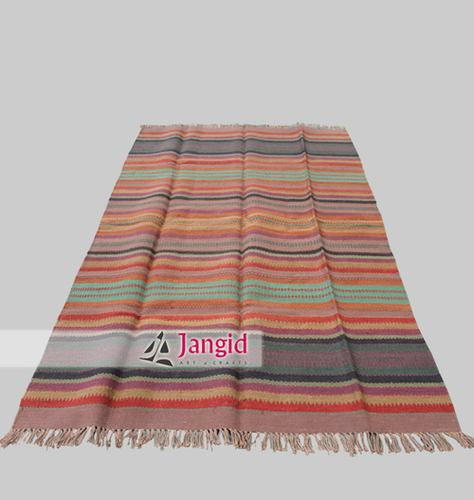 Indian Fine Sindhi Work Cotton Rugs Online