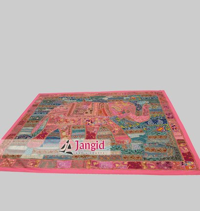 Indian Patch Work Wall Hangings Use: Home Decorative