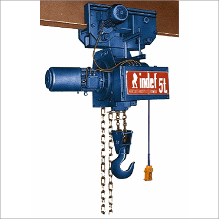 Chain Electric Hoists-CH-III